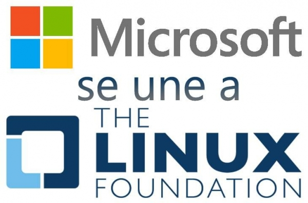 Microsoft se une a The Linux Foundation
