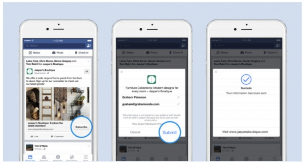 Mejores Conversiones con Facebook Lead Ads + Email Marketing